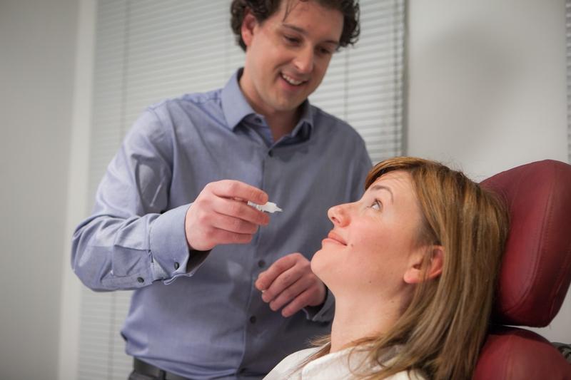 Sécheresse oculaire et traitement